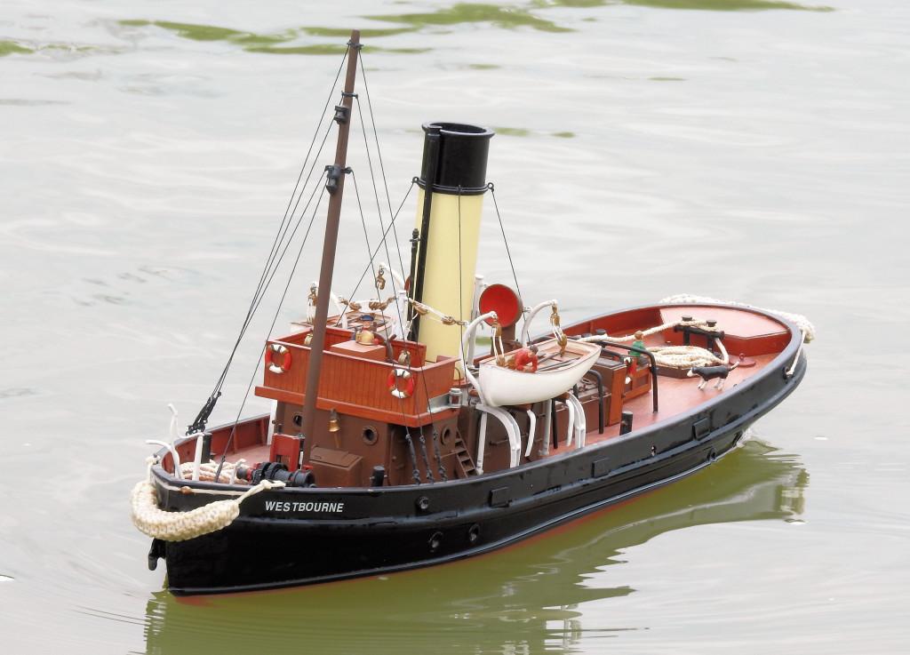 Westbourne Tug
