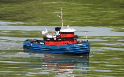 US Tug Boat