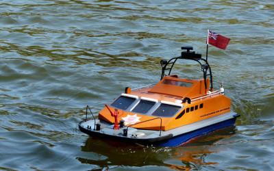 Hailsham Fire Boat