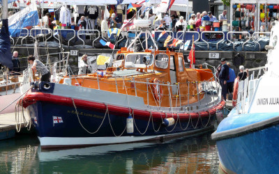 Ex Lowestoft Lifeboat
