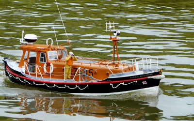 Rother Class Lifeboat