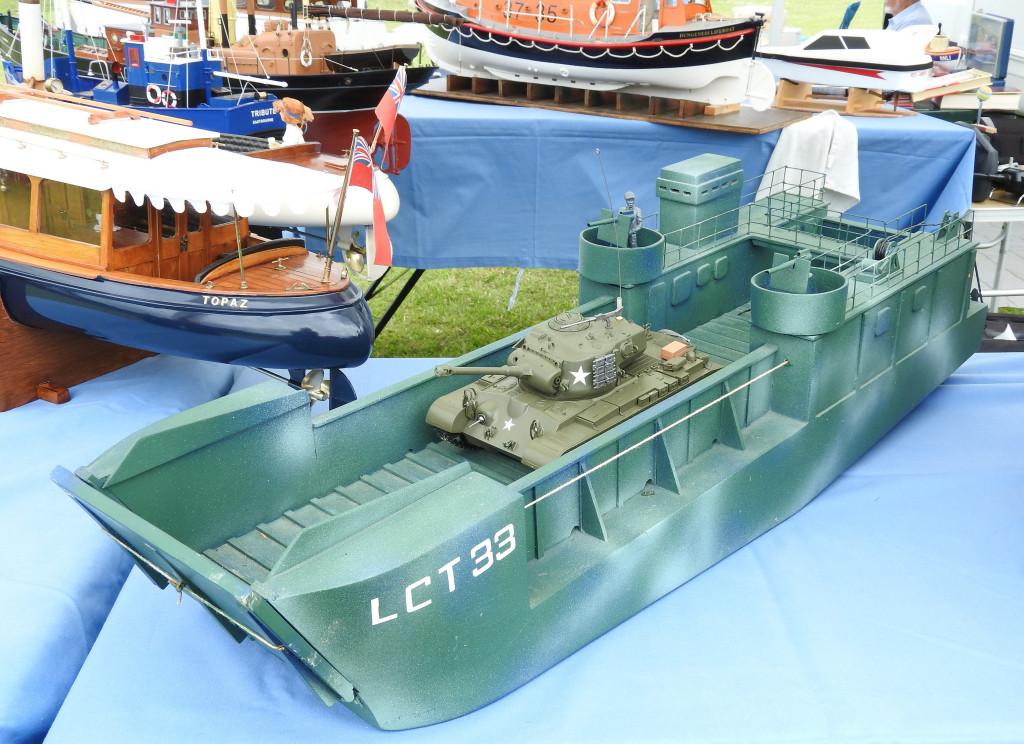 Landing Craft Tank